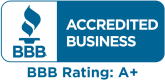 Sparks SEO BBB Accredited A+ Rated